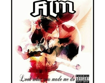 ATM- Look What You Made Me Do (Hard Copy Disc)