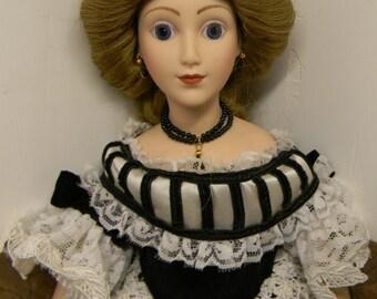 Renata Franklin Heirloom Doll