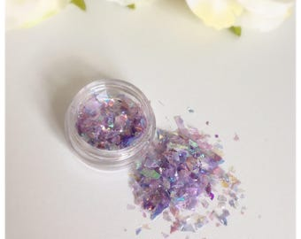 Iridescent purple dreams