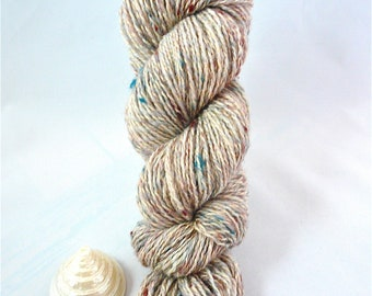 Handspun Tweed yarn, Handspun knitting yarn, Alpaca yarn, Weaving Yarn, Hand spun yarn,Sport weight yarn, 2 ply yarn, weaving yarn.
