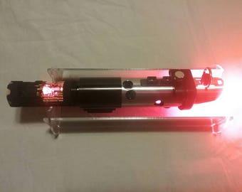 Darth Vader lightsaber from ROTJ