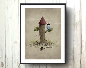 Rocket Tree