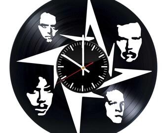 Metallica wall clock with original design