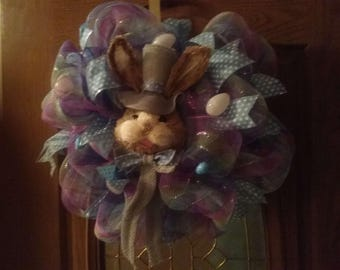 Beautiful Easter wreath