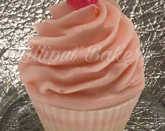 whipped frosting cupcake soap