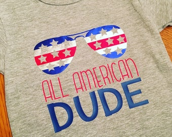 All American dude