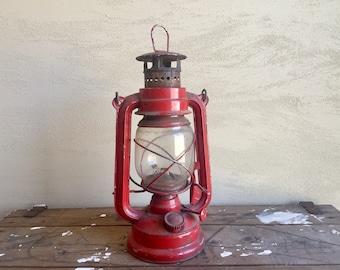 Moon light vintage lantern