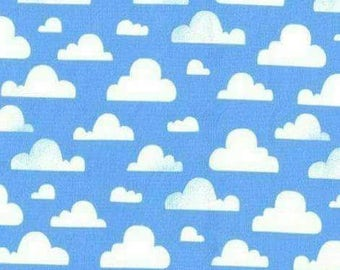 Clouds fabric