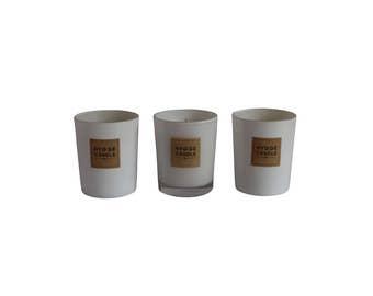 HYGGE 3 candle set