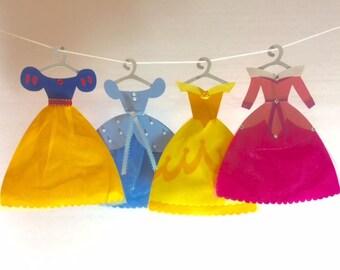 Princess Dress Banner