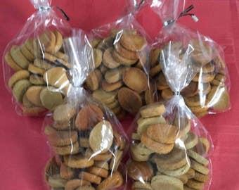 Grain Free Peanut Butter/Sweet Potato/Pea chips