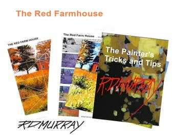 The Red Farm House Painting Resources Companion