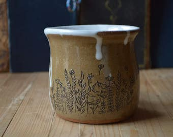 Flower Field Ceramic Mug