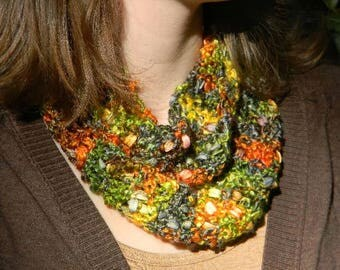 Hobbit Themed Middle Earth Scarf