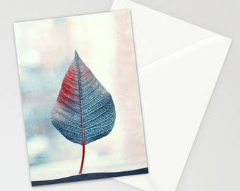 Photo art greeting card