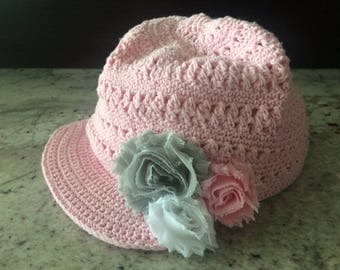 Infant Crochet Hat