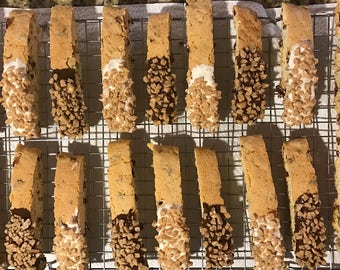 Italian Biscotti   cookies home made with all natural ingredients