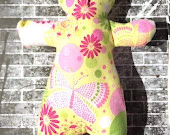 Fabric Softie Teddy