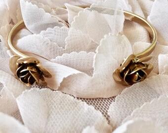 Gold Rosetta Rosa Bracelet