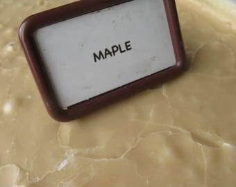 Maple Handmade Fudge Made in Vermont 3/4 lb pound