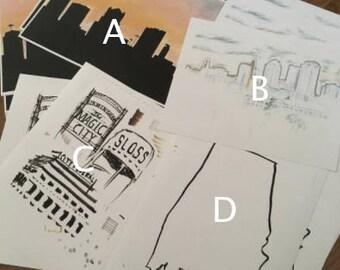 Birmingham AL Prints