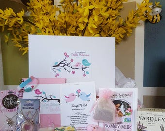 Personalized Perinatal Comfort Care Packages -- Stillbirth/Neonatal/Baby/Pregnancy Loss Gift
