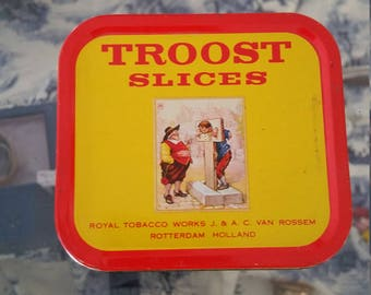 Troost tobacco box