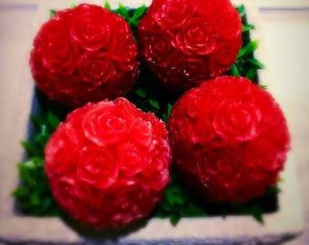 Rose Bouquet (Set of 3)