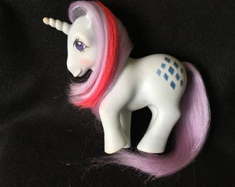 My little pony G1 Sparkler Glitter Symbol