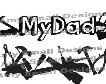 My Dad Cutfile