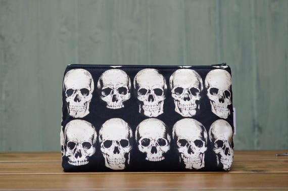 Black Skulls Large bag