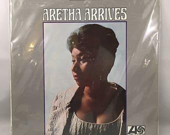 Aretha Franklin - Aretha Arrives Vinyl LP Records record