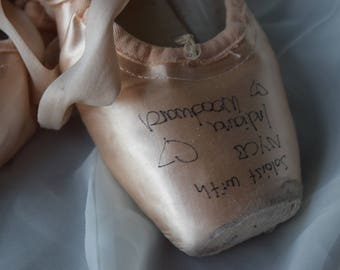 Indiana Woodward Soloist Ballet Slippers
