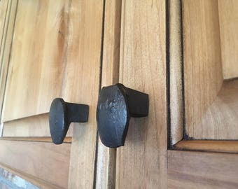 Railroad Spike Cabinet or Drawer pulls