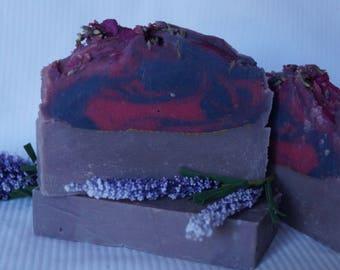 Organic Lavander Soap Bar