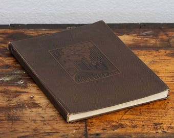 1927 Alhambran High School Vintage Yearbook
