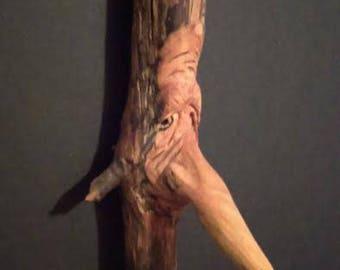 Wood spirit Ooak