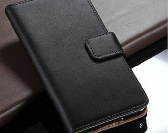 PU Leather Flip Wallet case cover for Apple iPhone 6S 6S Plus 7 and 7 Plus.