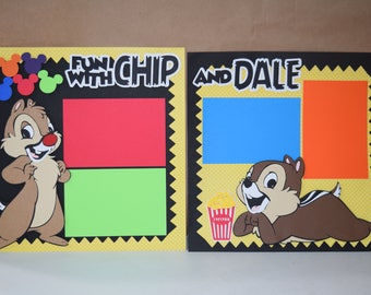 Fun With Chip & Dale