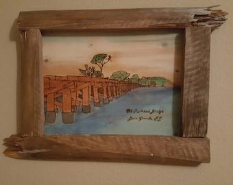 Old Railroad Bridge, Boca Grande, FL