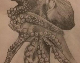 Octopus Print #2