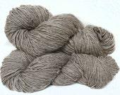 Handspun Yarn Yak Merino BFL wool silk