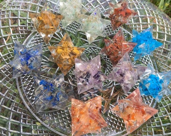 ORGONE MERKABA - You Pick Your Gem