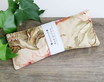 Washable Lavender Eye Pillow, Stress Relief, Relaxation Spa Gift