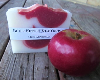 Palm Free CRISP APPLE Soap