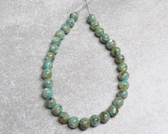 Small River Shell beads