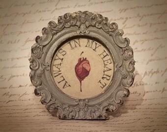 Always in My Heart - Valentine painting
