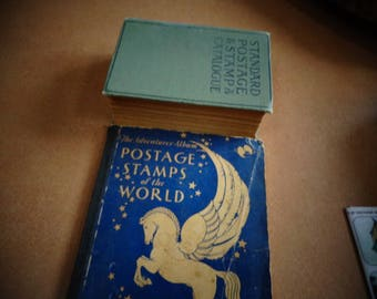 Standard Postage Stamp Catalog and Postage Stamps of the World with Stamps Foreign and USA