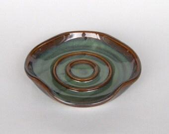 Soap Dish - Ponderosa Glaze