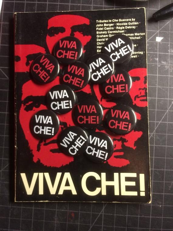 "Che Guevara 1.25"" Pinback Button"